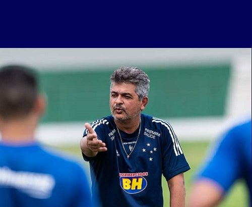 Ney Franco - Bruno Haddad - Cruzeiro