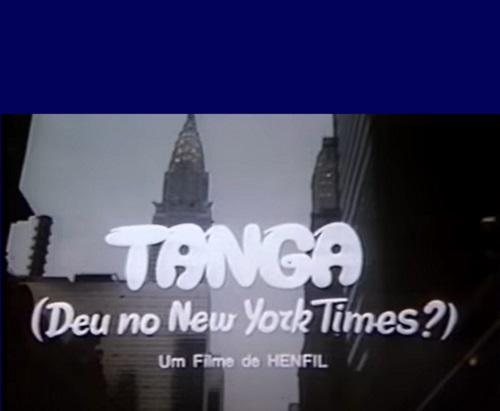 Deu no NYT ? - O Filme de Henfil