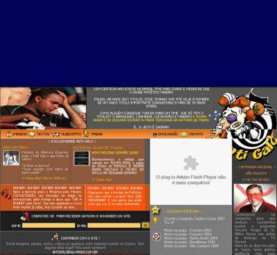 Atleticanização desde Anti6a1o.Org ( 2006 )