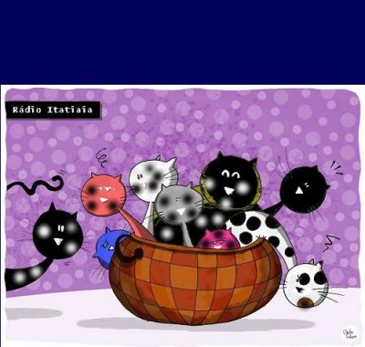 Balaio de Gatos - Rádio Itatiaia