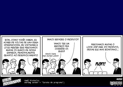 Código Seguro - Vida de Programador